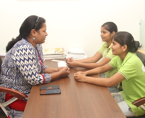 Girls Counselling Cell (GCC)